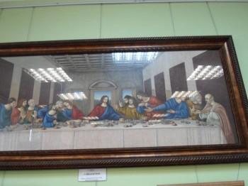 Музей при фабрике Торжокские золотошвеи в Торжке - SAM_0201.JPG