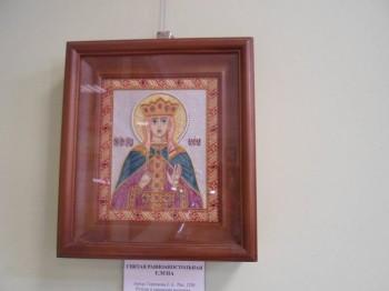 Музей при фабрике Торжокские золотошвеи в Торжке - SAM_0204.JPG
